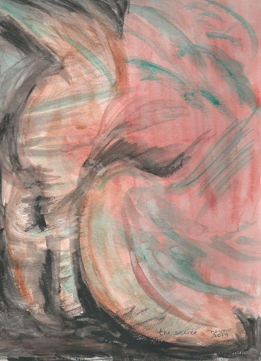 The Secret - Neva's Spirited Art
