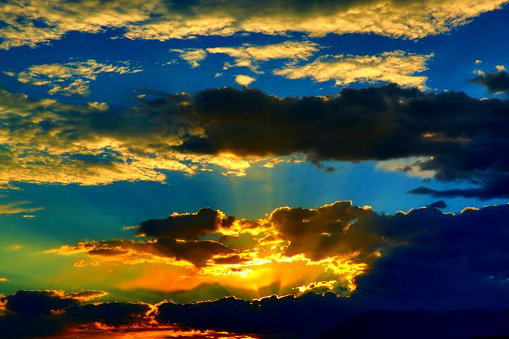 Holy Skies - Robert Fein Photography