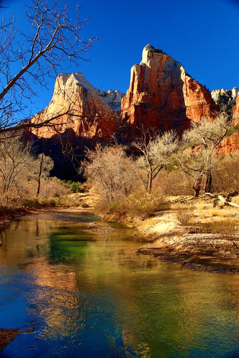 Lazy River - Robert Fein Photography