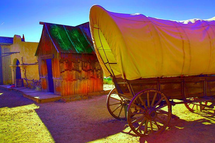 Western Worlds - Robert Fein Photography
