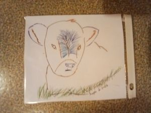 Untitled Cow