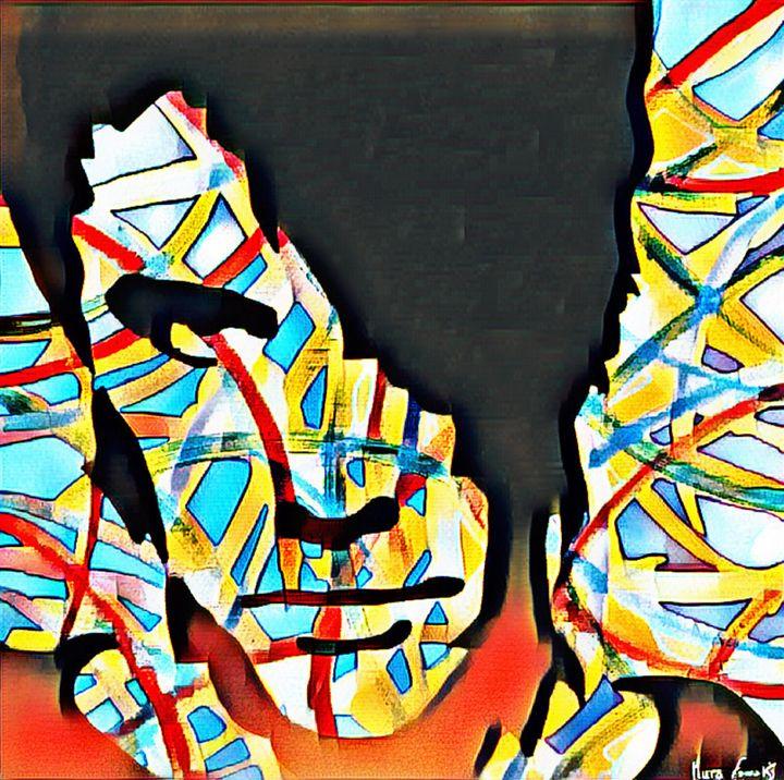 "Printing Por Art 'Indochina"" - Mura Fowski"