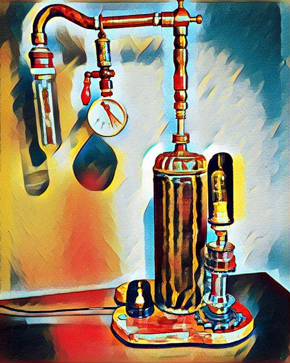 Printing Mura's lamps - Mura Fowski