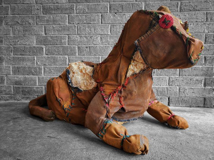 My Stuffed Animal Had A Rough Life - K. Dillahunty