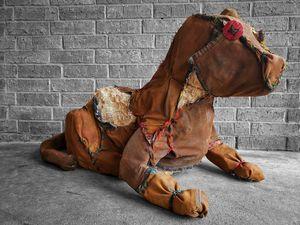 My Stuffed Animal Had A Rough Life