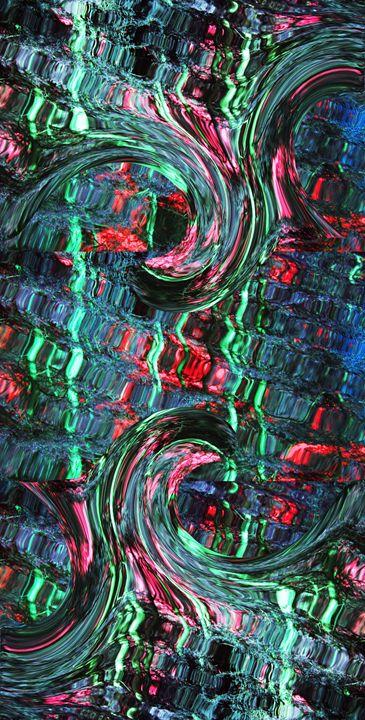 Water hallucinogenic effects - Vizziart