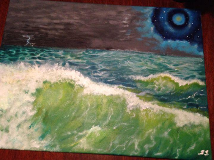 Sea - Steve scholl