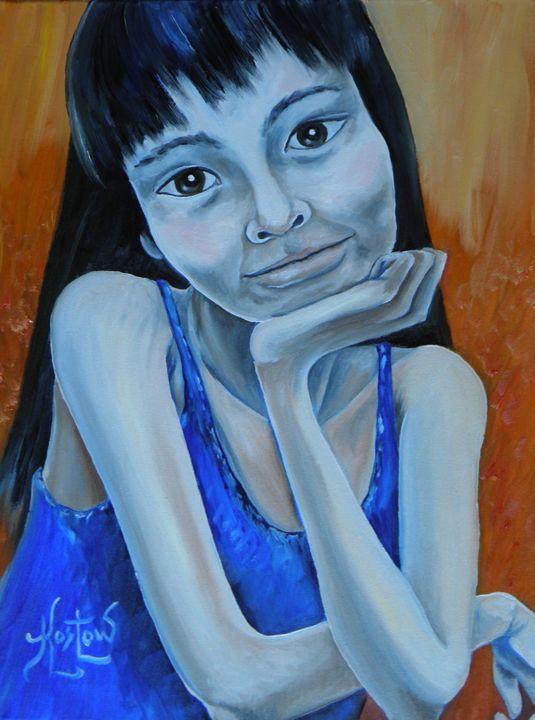 Joy - Kostow Fine Art