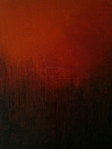 savane sous soleil rouge 2