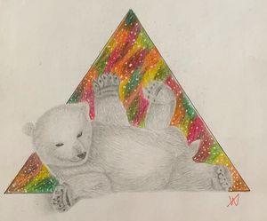 Whitey the Polar Bear