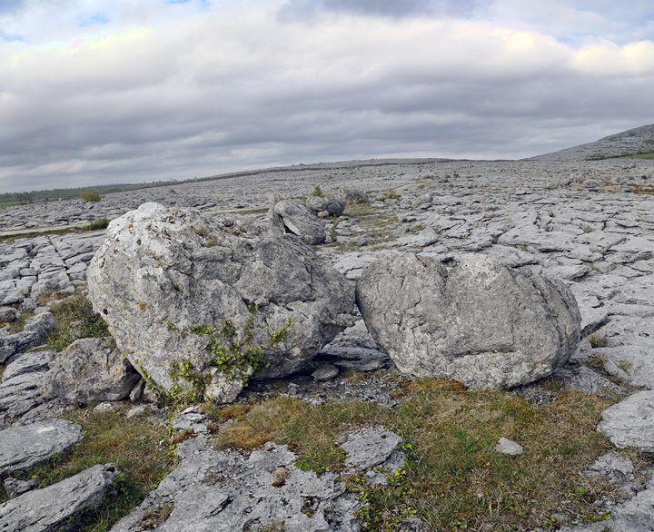 The Burren national park - Sergejus Lamanosovas - Severas