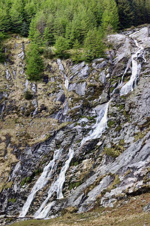 Glenmacnass Waterfall - Sergejus Lamanosovas - Severas