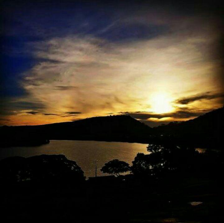 Morning lake - Shilpaya