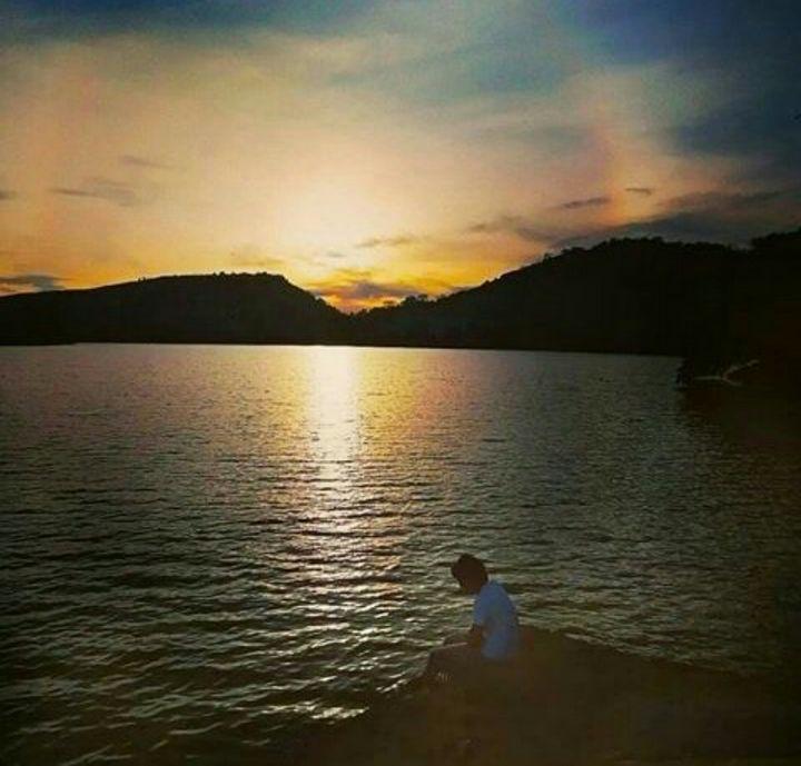 Sun rise morning - Shilpaya