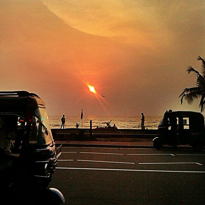 Tuk tuk street photography - Shilpaya