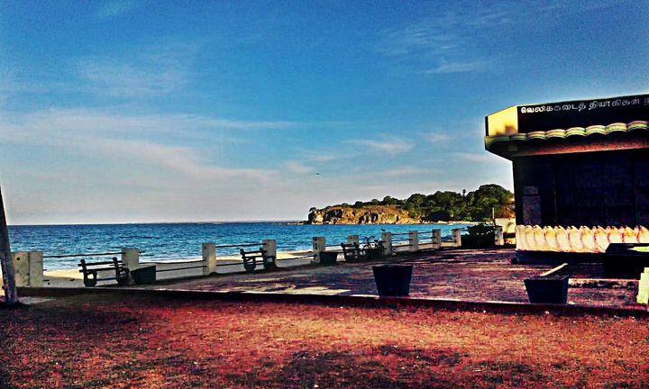 Near the beach - Shilpaya