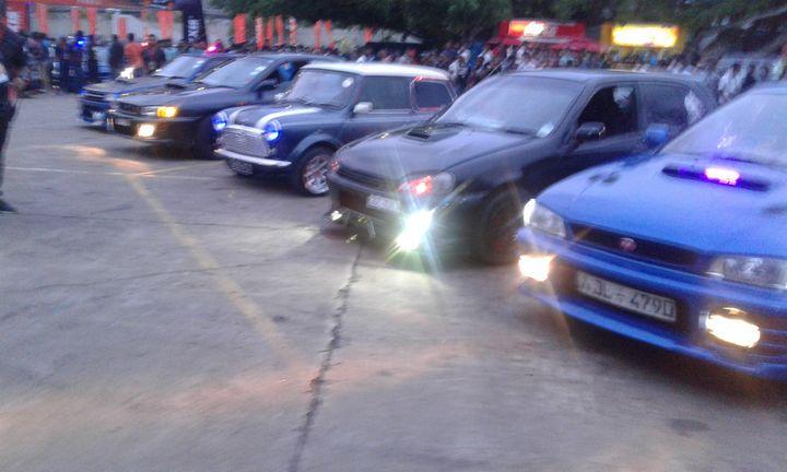 Car exhibition - Shilpaya
