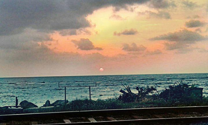 Evening sunset - Shilpaya