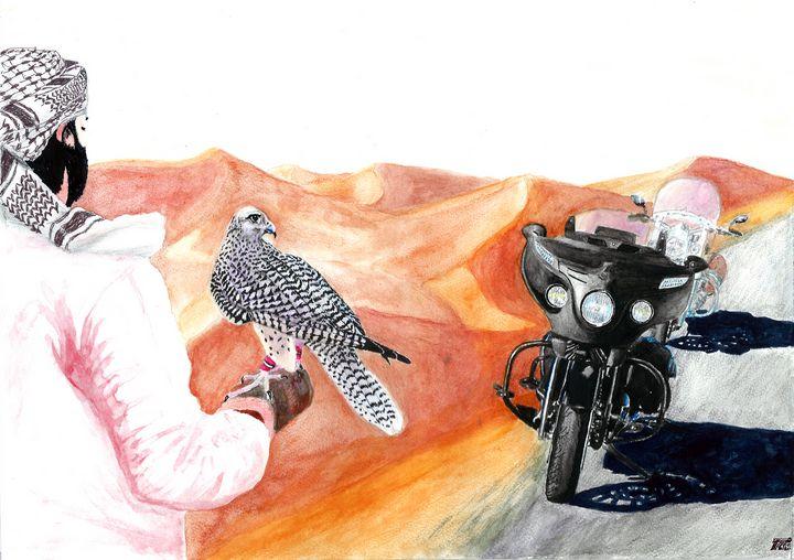 Inspired by wings - Timur Terakopov
