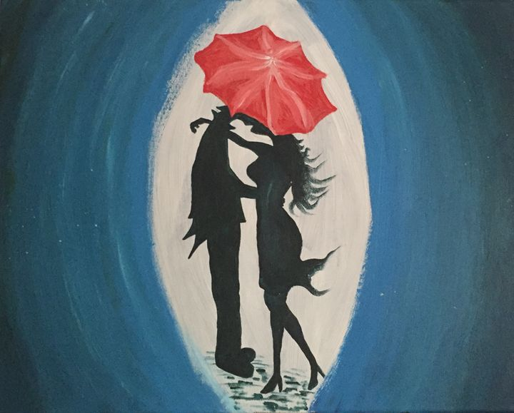 Love in the Rain - Amanda Lynn DiVito