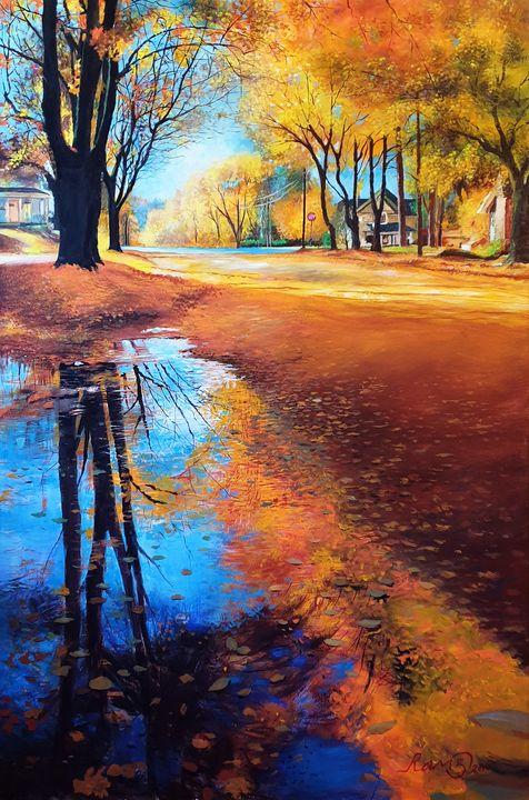 REFLECTIONS - Ramb Arts