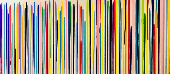LOVE of Color - Faye Rose Art