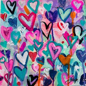 Loving Hearts #1