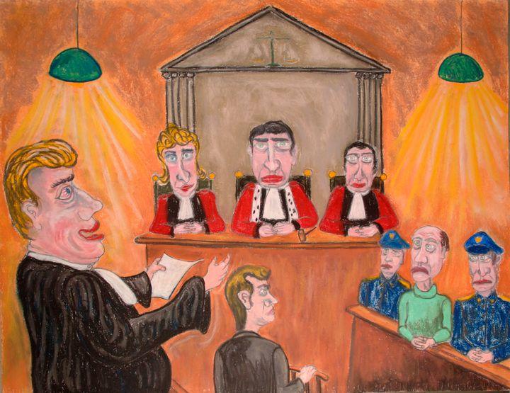 Justice innocent ou coupable? - Mathieu Correa de Sa