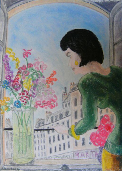 Chambre avec vue à Paris - Mathieu Correa de Sa