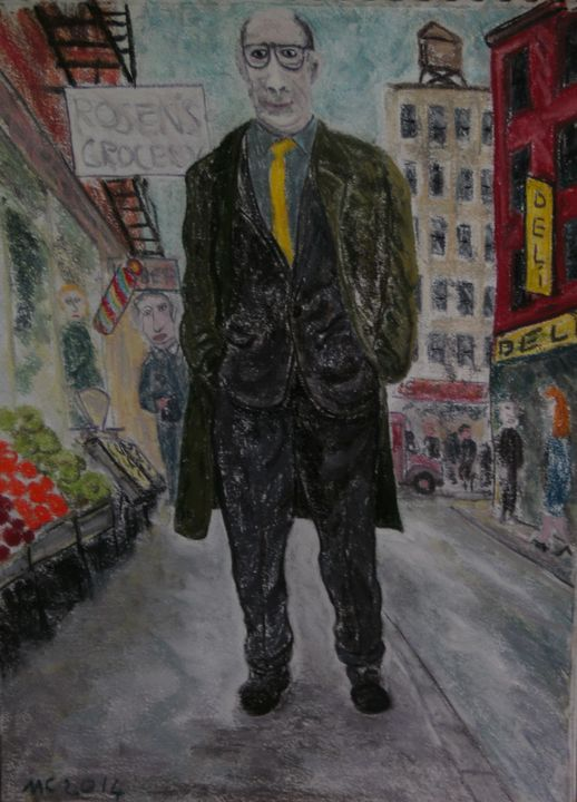 Bernard Malamud in New York - Mathieu Correa de Sa