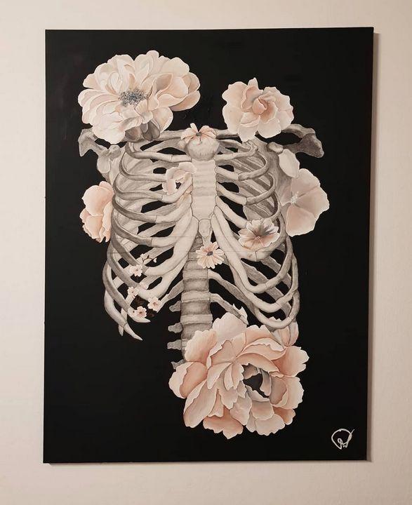 Flowery ribs - _wpart