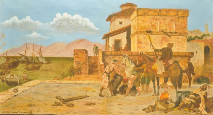 Merchant Of Venice - PASU ARTS