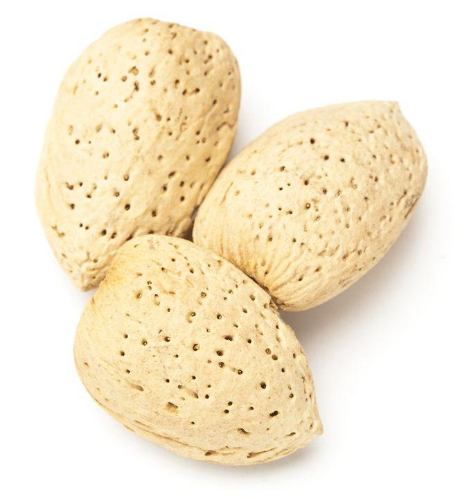 Almonds - avuc