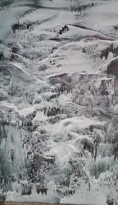 Wonderful land #9 - Caoyun Zhan