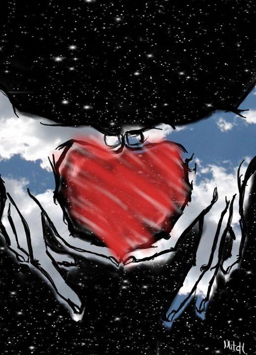 3005 (space age love) - SimpleGiantArt
