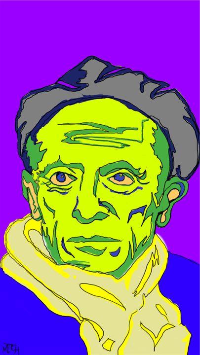 Picasso - SimpleGiantArt
