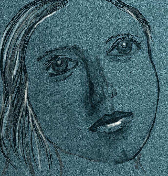 Sarah - Vanesse purves art gallery