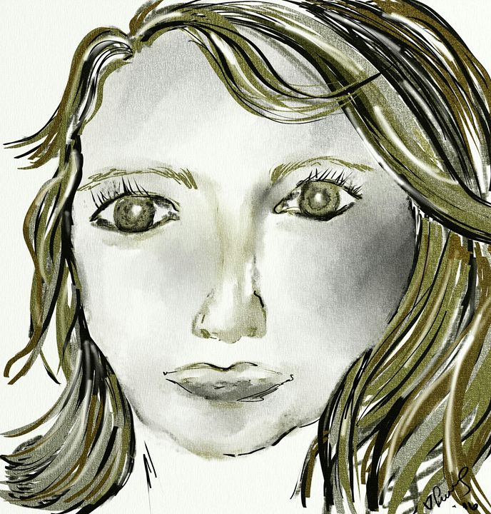 Angela - Vanesse purves art gallery