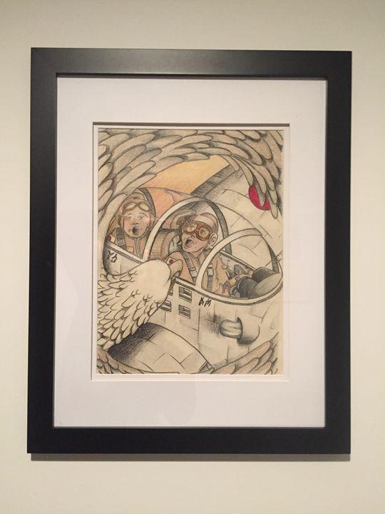 American Eagle - Shaun Carvelli