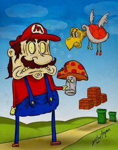 Freaky Mario