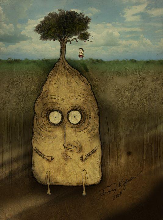 Mr Potato - Dimitri Kozma
