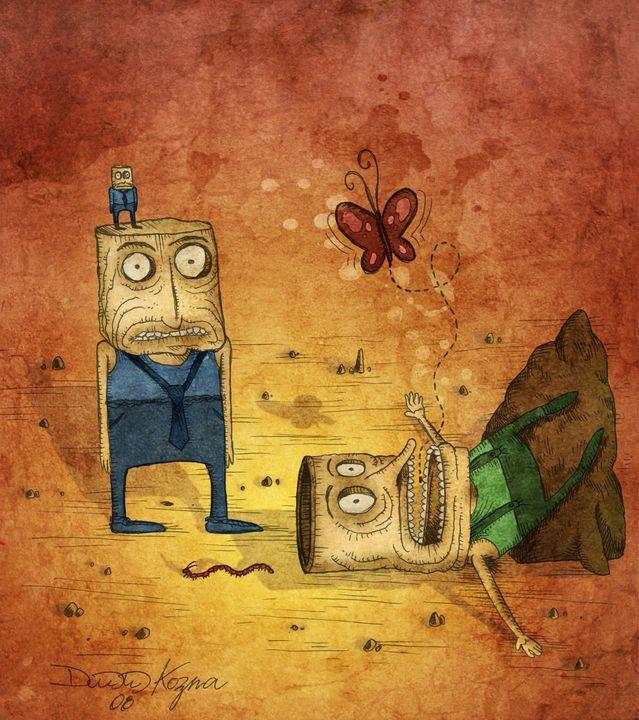 The Butterfly - Dimitri Kozma