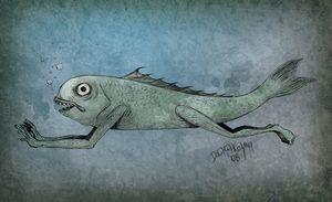 The Surreal Fish