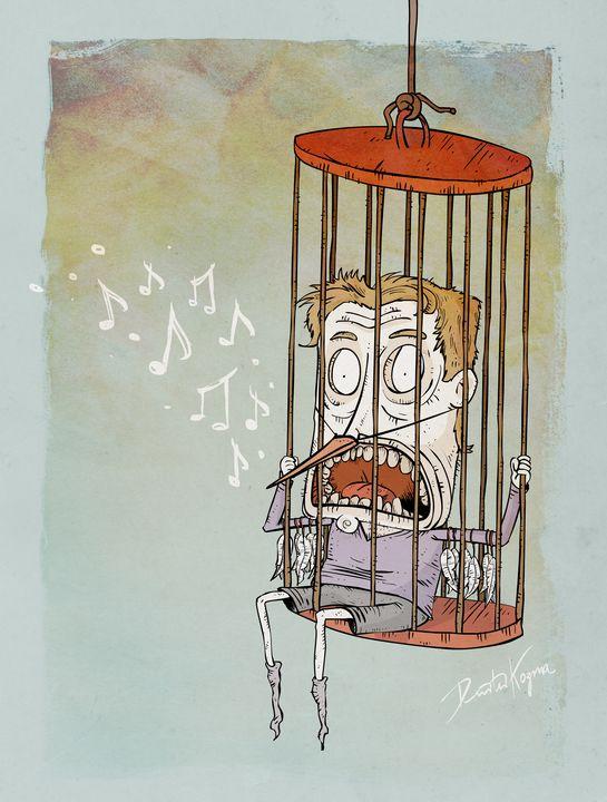The Bird - Dimitri Kozma