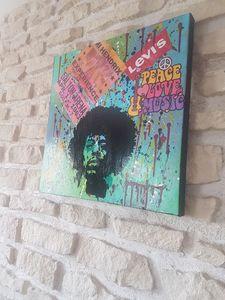 27 Forever Club. Jimi Hendrix.