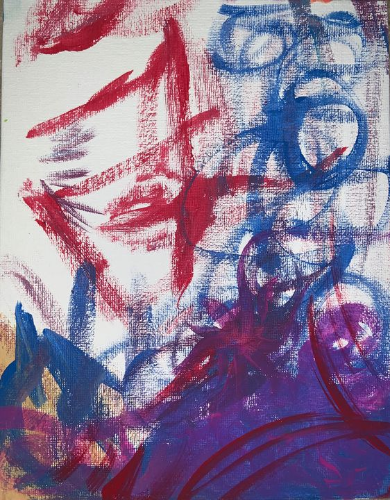 """""""the hidden face"""" - Nicoles.arte"""