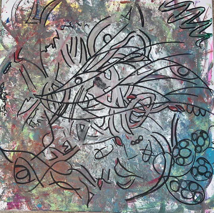 """""""the unknown"""" - Nicoles.arte"""