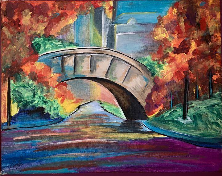 """Nature fall"" - Nicoles.arte"