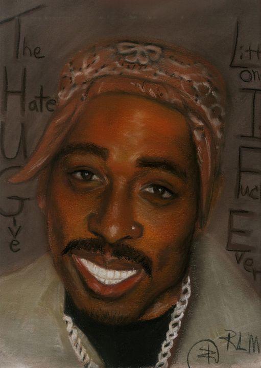 """""""Tupac:Thug Life"""" - Ronnie L Melvin"""