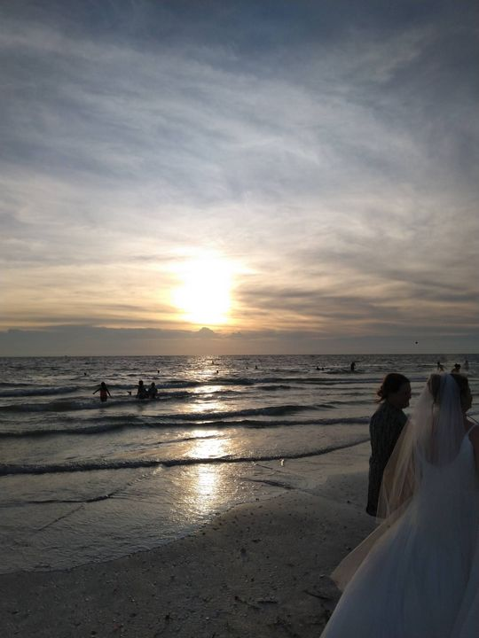 Sunset Nuptial - Ronnie L Melvin
